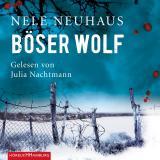 Cover-Bild Böser Wolf (Ein Bodenstein-Kirchhoff-Krimi 6)