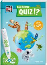 Cover-Bild BOOKii® WAS IST WAS Das geniale Quiz!?