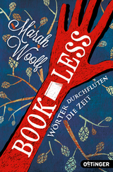 Cover-Bild BookLess. Wörter durchfluten die Zeit