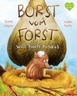 Cover-Bild Borst vom Forst will hoch hinaus