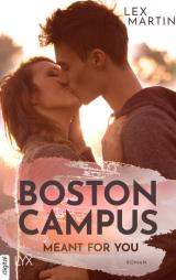 Cover-Bild Boston Campus - Meant for You