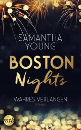 Cover-Bild Boston Nights - Wahres Verlangen