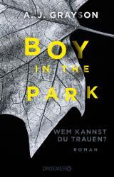 Cover-Bild Boy in the Park – Wem kannst du trauen?