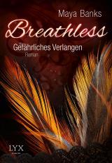 Cover-Bild Breathless - Gefährliches Verlangen