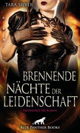 Cover-Bild Brennende Nächte der Leidenschaft | Erotischer SM-Roman