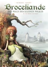 Cover-Bild Broceliande – Der Wald des kleinen Volkes. Band 2