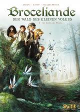 Cover-Bild Broceliande – Der Wald des kleinen Volkes. Band 3