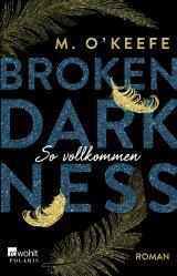 Cover-Bild Broken Darkness. So vollkommen