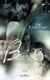 Cover-Bild Broken Pieces - Zerbrochen