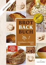 Cover-Bild Brotbackbuch Nr. 1
