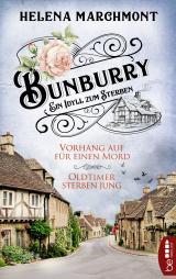 Cover-Bild Bunburry - Vorhang auf für einen Mord & Oldtimer sterben jung