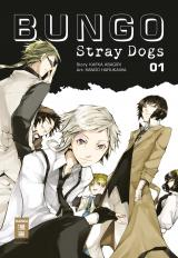 Cover-Bild Bungo Stray Dogs 01