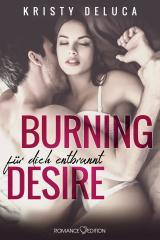 Cover-Bild Burning Desire: Für dich entbrannt