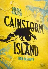 Cover-Bild Cainstorm Island – Der Gejagte