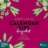 Cover-Bild Calendar Girl - Begehrt