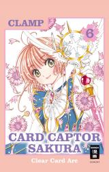 Cover-Bild Card Captor Sakura Clear Card Arc 06