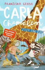 Cover-Bild Carla Chamäleon: Zoff im Zoo