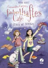 Cover-Bild Cassandra Carpers fabelhaftes Café - Zeitreise mit Zuckerguss