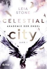 Cover-Bild Celestial City - Akademie der Engel