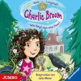 Cover-Bild Charlie Broom. Wie fängt man eine Hexe?