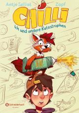 Cover-Bild Chilli, ich und andere Katastrophen