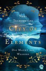 Cover-Bild City of Elements 1. Die Macht des Wassers