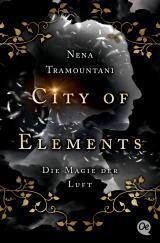 Cover-Bild City of Elements 3. Die Magie der Luft