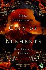 Cover-Bild City of Elements 4. Der Ruf des Feuers