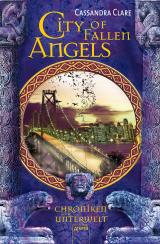 Cover-Bild City of Fallen Angels