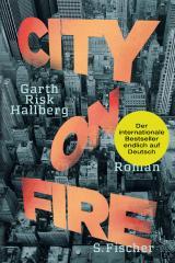 Cover-Bild City on Fire