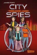 Cover-Bild City Spies 2: Tödliche Jagd