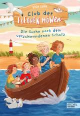 Cover-Bild Club der frechen Möwen