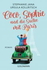 Cover-Bild Coco, Sophie und die Sache mit Paris