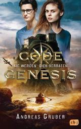 Cover-Bild Code Genesis - Sie werden dich verraten