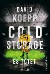 Cover-Bild Cold Storage - Es tötet