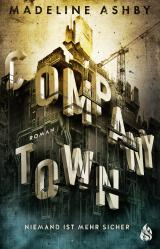 Cover-Bild Company Town - Niemand ist mehr sicher
