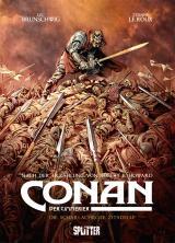 Cover-Bild Conan der Cimmerier: Die scharlachrote Zitadelle