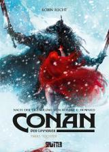Cover-Bild Conan der Cimmerier: Ymirs Tochter
