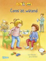 Cover-Bild Conni-Bilderbücher: Conni ist wütend