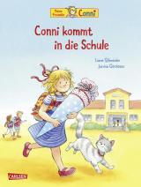 Cover-Bild Conni-Bilderbücher: Conni kommt in die Schule (Neuausgabe)