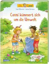 Cover-Bild Conni-Bilderbücher: Conni kümmert sich um die Umwelt
