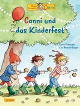 Cover-Bild Conni-Bilderbücher: Conni und das Kinderfest