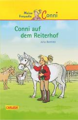 Cover-Bild Conni-Erzählbände 1: Conni auf dem Reiterhof