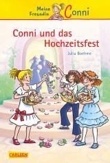 Cover-Bild Conni-Erzählbände 11: Conni und das Hochzeitsfest