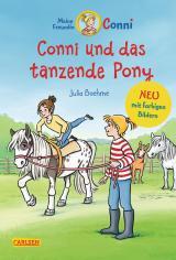 Cover-Bild Conni-Erzählbände 15: Conni und das tanzende Pony (farbig illustriert)