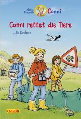 Cover-Bild Conni-Erzählbände 17: Conni rettet die Tiere (farbig illustriert)