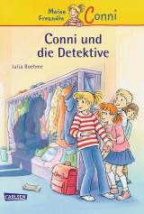 Cover-Bild Conni-Erzählbände 18: Conni und die Detektive