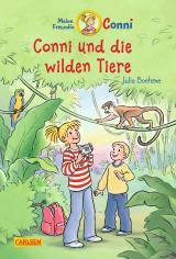 Cover-Bild Conni-Erzählbände 23: Conni und die wilden Tiere (farbig illustriert)
