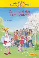 Cover-Bild Conni-Erzählbände 25: Conni und das Familienfest