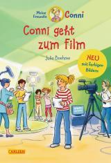 Cover-Bild Conni-Erzählbände 26: Conni geht zum Film